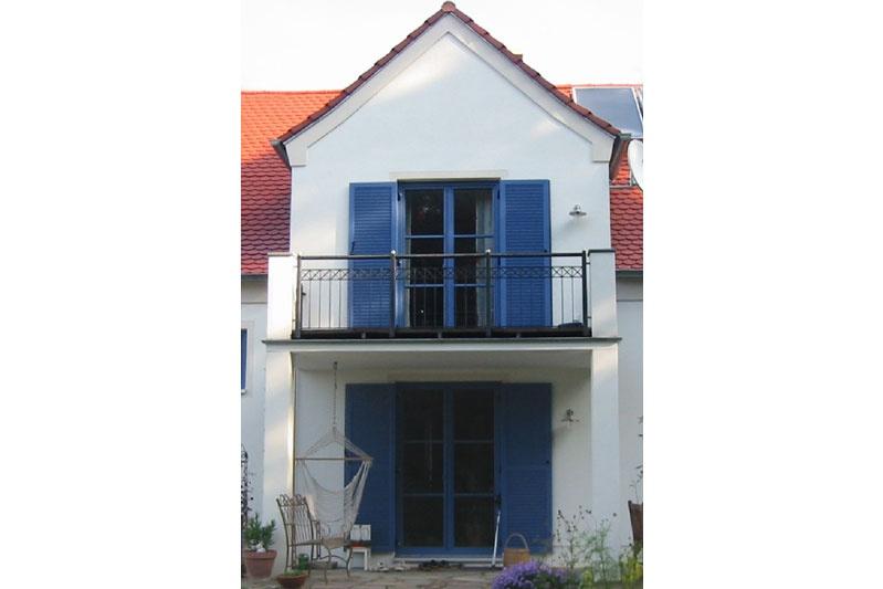 Einfamilienhaus im oberpf lzer baustil im landkreis for Moderner baustil einfamilienhaus