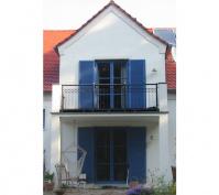 Oberpfälzer Haus Detail Balkongeländer