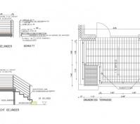 Sanierung Eines Bungalows Detailplanung Terrasse