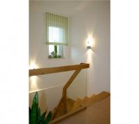 Sanierung Eines Bungalows Innenansicht Treppenanlage