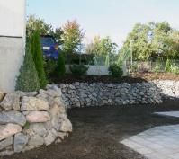 Kettenhaus Gartenanlage