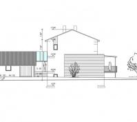 Kfw-100_Wohnhaus Mit Einliegerwohnung Nordansicht
