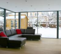 Wintergarten Innenansicht