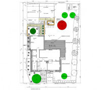 Efh Mit Büro Gartenplanung