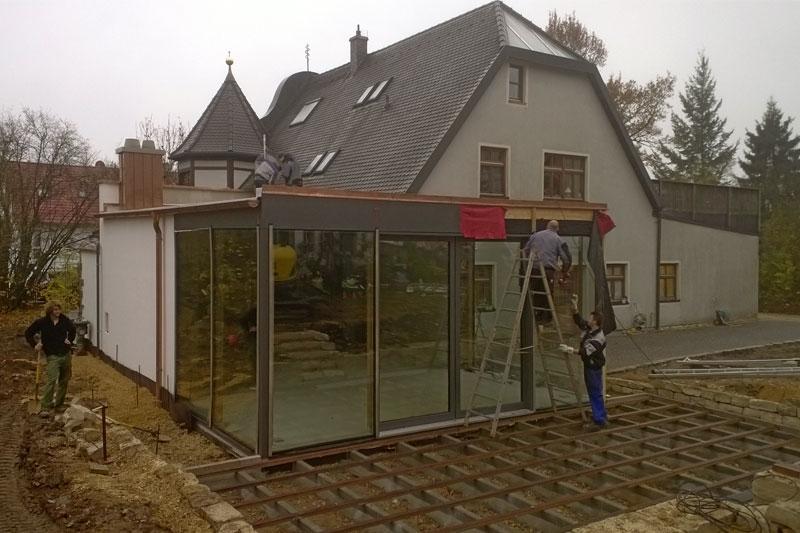 wintergartenanbau in pfakofen landkreis regensburg 0152. Black Bedroom Furniture Sets. Home Design Ideas