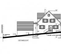 Oberpfälzer Haus Ostansicht