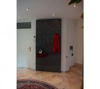 Umbau Pettendorf Garderobenwand Abdeckung Der Haustechnik