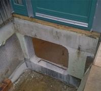 Wohnhauserweiterung Durch Kellerausbau Obertraubling, Lichtschacht