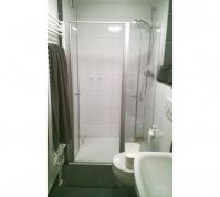 Wohnhauserweiterung Durch Kellerausbau Obertraubling, Dusche
