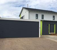 Einfamilienhaus Mit Doppelgarage In Köfering, Landkreis Regensburg, Fertigstellung