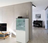 Neubau Einfamilienhaus In Thalmassing, Landkreis Regensburg, Innenansichten Wohnen