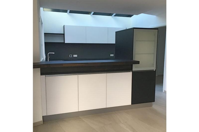 Neubau Einfamilienhaus in Thalmassing, Landkreis Regensburg, Küche