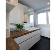 Neubau Einfamilienhaus In Thalmassing, Landkreis Regensburg, Innenansicht Bad