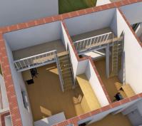 Neubau Efh In Obertraubling, Landkreis Regensburg, Planungsansicht Galerien