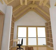 Neubau Einfamilienhaus Holzbauweise In Illkofen, Landkreis Regensburg, Planung Dg