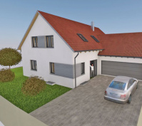 Neubau Einfamilienhaus In Oberisling, Stadt Regensburg