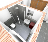 Neubau Einfamilienhaus In Oberisling, Stadt Regensburg, Innenplanung