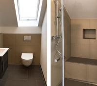 Neubau Einfamilienhaus In Oberisling, Stadt Regensburg, Innenansicht Bad