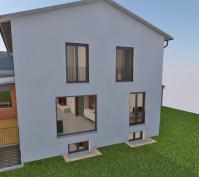 Neubau Einfamilienhaus In Mintraching, Landkreis Regensburg, Planung Absturzsicherung
