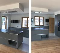 Neubau Einfamilienhaus In Mintraching, Landkreis Regensburg, Innenansicht Küche