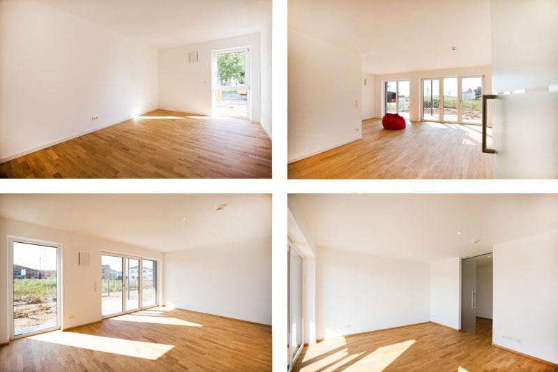 Mehrfamilienhaus in Barbing, Lkr. Regensburg, Wohneinheiten EG