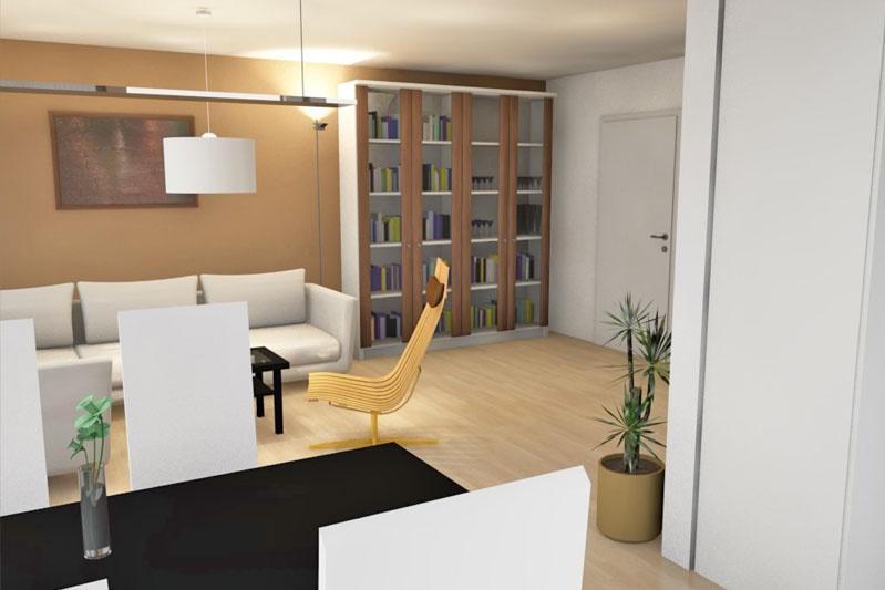 Mehrfamilienhaus in Barbing, Lkr. Regensburg, Wohneinheit 5, 1. OG