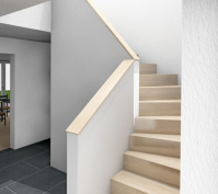 Einfamilienhaus In Barbing, Lkr. Regensburg, Planung Treppenansicht