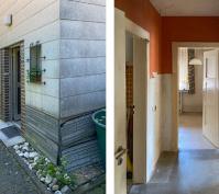 Sanierung Eines Wohnhauses Im Westen Von Regensburg, Stadt Regensburg, Außen-/Innenansicht Vorher