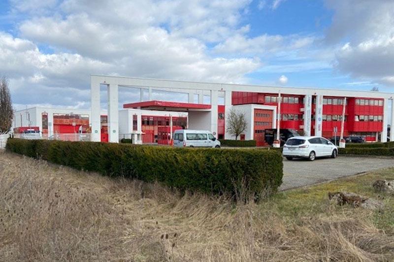 Innengestaltung Büro in Obertraubling, Lkr. Regensburg, Lage