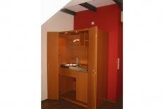 Interieur Schrankküche