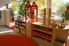 Kindergarten-Möblierung