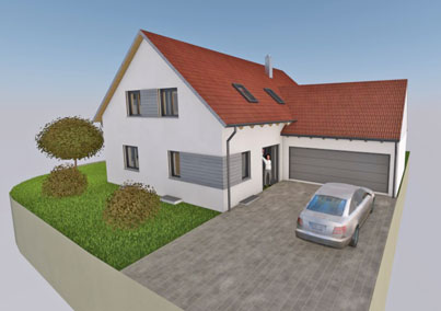 Einfamilienhaus in Oberisling, Stadt Regensburg