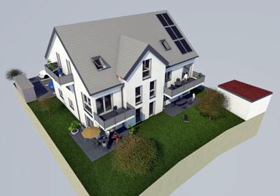 Mehrfamilienhaus in Barbing, Landkreis Regensburg