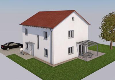 Einfamilienhaus in Barbing, Lkr. Regensburg