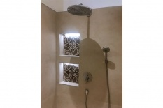 Interieur Dusche